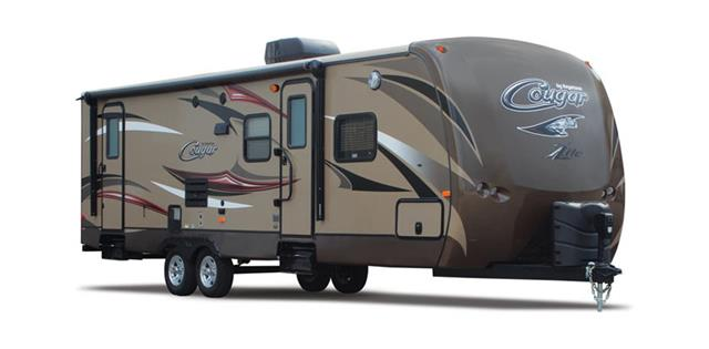 New 2015 Keystone Cougar Lite 32ROB Travel Trailer For Sale